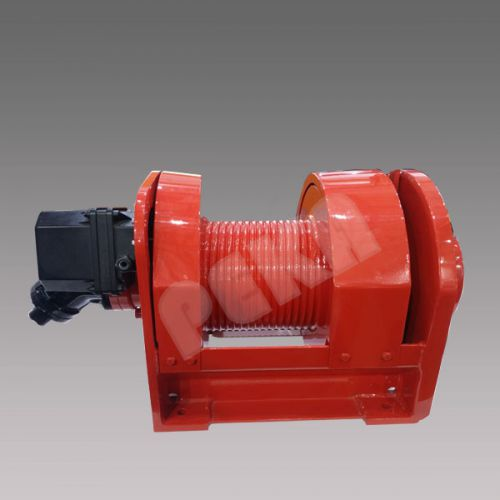 High Speed Hydraulic Winch